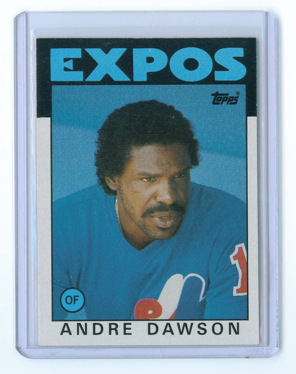 ANDRE DAWSON'S JHERI CURL TO NOT WEAR CAP INTO HALL OF FAME | Chicago Tough